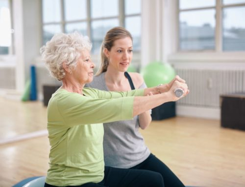4 Easy Activities to Get Seniors Moving