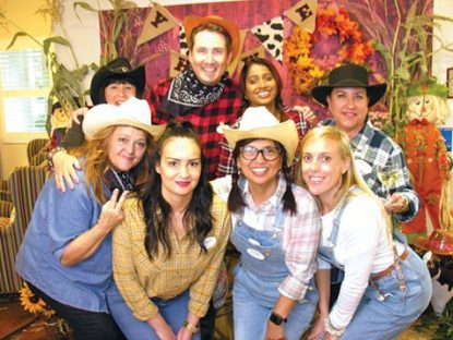 Summerset Anniversary Hoedown Staff at Hoedownweb