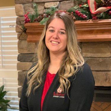 Megan Gallagher - Summerset Senior Living Resident Services Director Memory Care