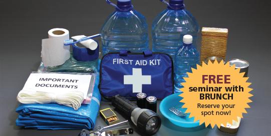 Summerset Rancho Emergency Preparedness